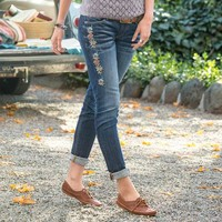 Marilyn Lila Rose Jeans By Driftwood