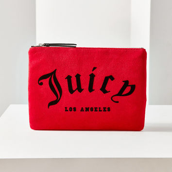 Juicy Couture For UO Velvet Pouch | Urban Outfitters