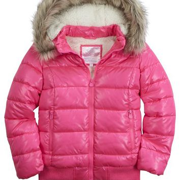 PUFFER COAT | GIRLS OUTERWEAR CLOTHES | SHOP JUSTICE