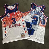Mitchell & Ness 2003 All-Star 3 Allen Iverson Swingman Jersey