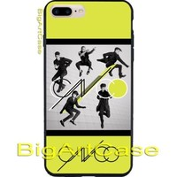 New Hot Rare CNCO Poster Image Print On CASE COVER iPhone 6s/6s+/7/7+/8/8+, X