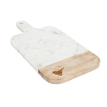 Trisha Yearwood Songbird Marble Cutting Board
