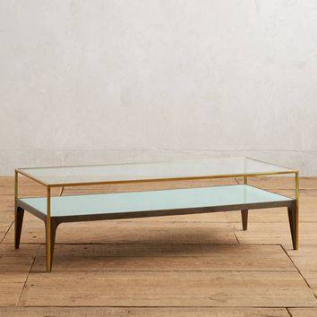 Silhouette Display Coffee Table