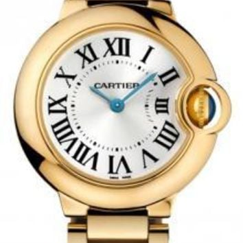 Cartier - Ballon Bleu 28mm - Yellow Gold