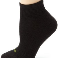 Hue Women's Air Sport 3 Pair Pack Quarter Socks