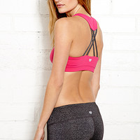 Low Impact - Strappy Back Studio Bra