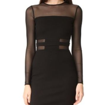 AIR Madie Long Sleeve Dress
