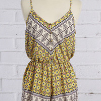 Cabana Nights Romper