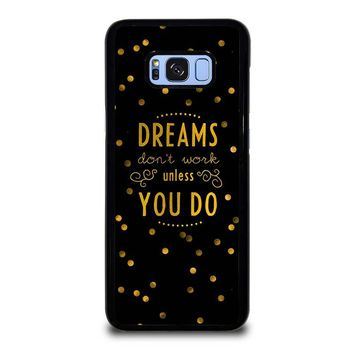 KATE SPADE QUOTE Samsung Galaxy S8 Plus Case Cover
