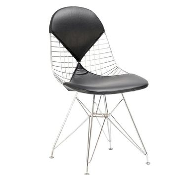DKR Eiffel Triangle Wire Chair - Reproduction | GFURN