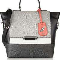 Diane von Furstenberg | 440 leather trapeze bag | NET-A-PORTER.COM