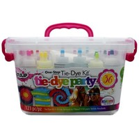 Tulip One Step Tie-Dye Pool Party 18 Colors Kit - Walmart.com