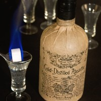 Professor Cornelius Ampleforth's Cold-Distilled Absinthe at Firebox.com