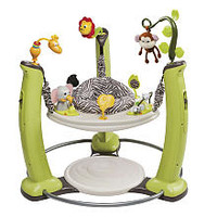 Evenflo ExerSaucer Jump and Learn Jumper Jungle Quest Activity Center