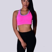 Seamless Essential Sports Bra