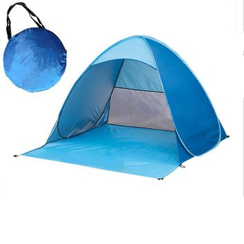 Widesea Automatic Pop-up UV Camping Tent - 2 Person