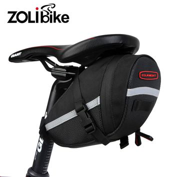 ZOLibike Cycling Bike Bag Bicycle Accessories Bisiklet Aksesuar Bag For A Bicycle Bike Bags Rainproof Saddle Seatpost Bag Parts