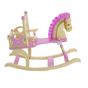 Levels of Discovery Rock-A-My-Baby Rocking Horse - RAB20005