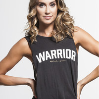 Warrior Arch Rocker Tank by SPIRITUAL GANGSTER - TOPS & TANKS