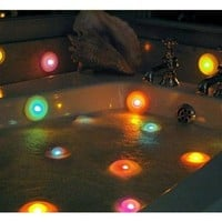 Colour Changing Spa Lights (Set of 2)