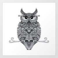 Hello ..... I`m    *** MOJO ***  Art Print by Monika Strigel .... also for iphone, ipad, ipod, pillow and more!