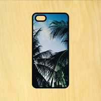 Palm Tree Shade Phone Case iPhone 4 / 4s / 5 / 5s / 5c /6 / 6s /6+ Apple Samsung Galaxy S3 / S4 / S5 / S6