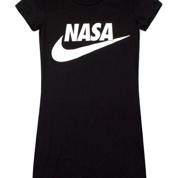 VFILES X NASA: T-SHIRT DRESS | VFILES