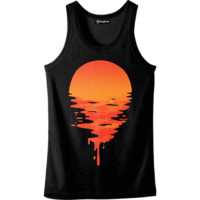 Melting Sunset Tank