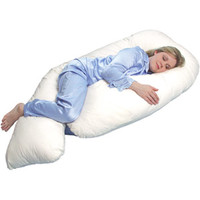 Walmart: Leachco - All Nighter Total Body Pregnancy Pillow, Ivory