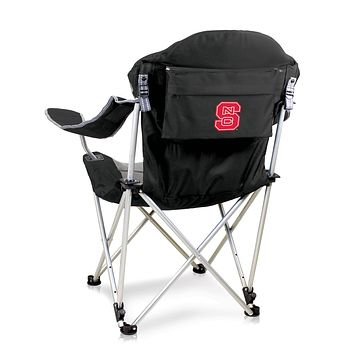 NC State Wolfpack Reclining Camp Chair