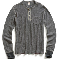 Salt & Pepper Henley