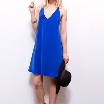 Trapeze Shift Dress