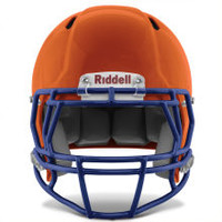 Dick's Sporting Goods - DSP COLLECTIONS: FL Outlet Collections: Football Equipment: Helmets & Accessories: Custom Helmets: Riddell Youth Revolution Edge Custom Football Helmet
