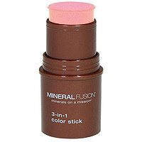Mineral Fusion Makeup 3 in 1 Color Stick Rosette - .18 Oz