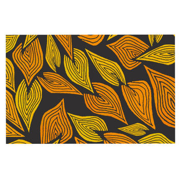 "Pom Graphic Design ""Autumn II"" Decorative Door Mat"