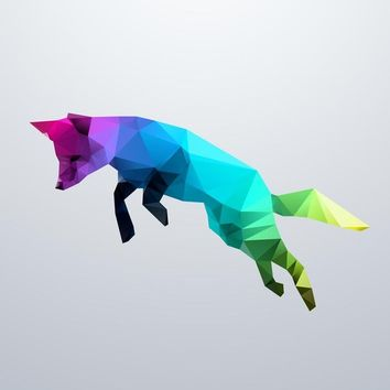 """""""Glass Animal Series - Flying Fox"""" - Art Print by Three Of The Possessed"""