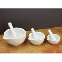 Culinary Mortar and Pestle (Set of 3)
