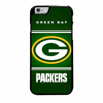 nfl green bay packers i iphone 6 plus 6s plus 4 4s 5 5s 5c cases