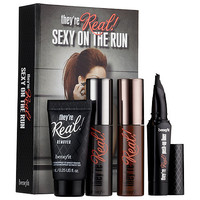 They're Real!: Sexy on the Run Mascara & Liner kit - Benefit Cosmetics | Sephora