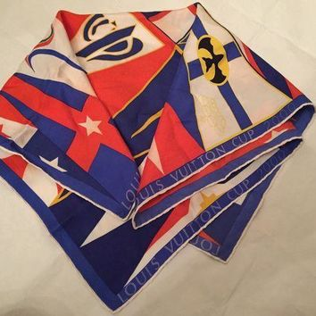ICIKRQ5 Louis Vuitton scarf - Limited Edition