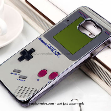 Game Boy Samsung Galaxy S6 and S6 Edge Rubber Case