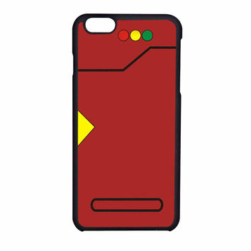 Pokedex Pokemon Master iPhone 6 Case