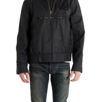 Rogues Gallery Racing Anorak Coat