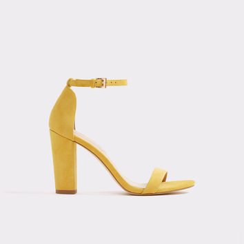 Myly Yellow Misc. Women's Casual heels | ALDO US