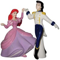 Ariel and Eric Dance Magnetic Salt & Pepper Shakers