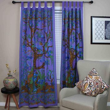 Shop cotton curtains on wanelo for B q living room doors