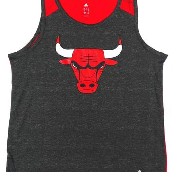 Chicago Bulls Adidas ClimaLite Performance Sleeveless Tank Top Size L