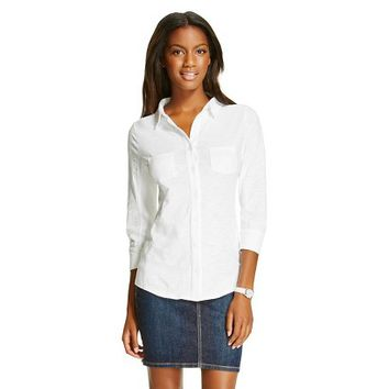 Women's Button Down Shirts - Merona™