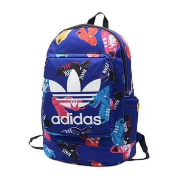 DCCKNQ2 Adidas Large Casual Bag Laptop Travel Cycling Backpack
