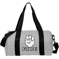 Fierce Cheer Bag: Custom MV Sport Pro-Weave Workout Duffel Bag - Customized Girl